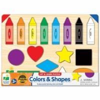 Puzzle - Sa Invatam Culorile Si Formele
