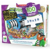 Puzzle Straluceste in Intuneric - Barca piratilor, The Learning Journey