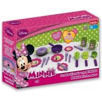Set bucatarie copii Bildo, Minnie Mouse cu accesorii