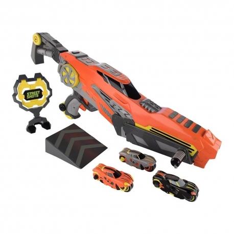 Lansator de masini - Pusca Street Shots - Triple Shot Blaster