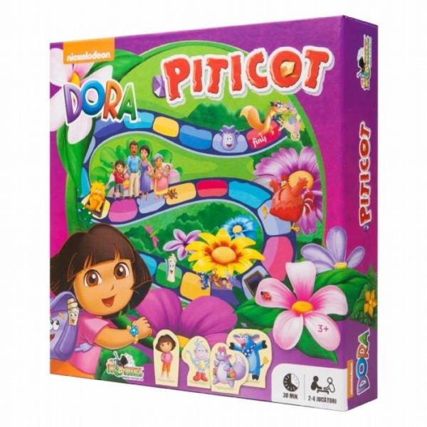 Joc Piticot - Dora Exploratoarea