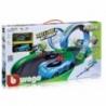 Bburago Circuit Auto Go Gears Race&Chase cu 2 masinute