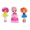 Figurina Lalaloopsy Minis in cutie de vopsea, diverse personaje
