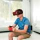 Ochelari VR iDrive Virtual - Masina de curse (simulator 3D)