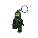 Breloc cu lanterna LEGO Ninjago Lloyd