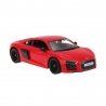 Masinuta RASTAR Audi R8 Performance, Scara 1:24, Rosu