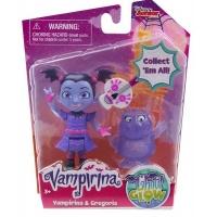 Set figurine Vampirina si Gregoria
