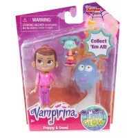 Set figurine Vampirina - Poppy si Demi