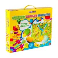 Plastilina Momki - Pasunea Copiilor Inventivi