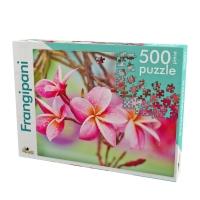 Puzzle  500 de piese - Frangipani
