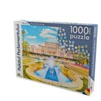 Puzzle 1000 piese - Palatul Parlamentului