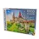 Puzzle 1000 piese - Castelul Huniazilor
