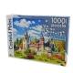 Puzzle 1000 piese - Castelul Peles