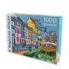 Puzzle 1000 piese - Regiunea Alsacia