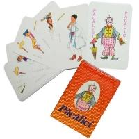 Set 2 pachete Carti de joc  PACALICI Vintage