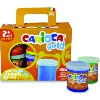 Baby vopsea pentru degete - Carioca
