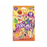 Set 12 markere parfumate - Carioca