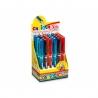 Set 24 stilouri cu rezerva de cerneala - Carioca