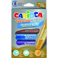 Set tempera metal stick - Carioca