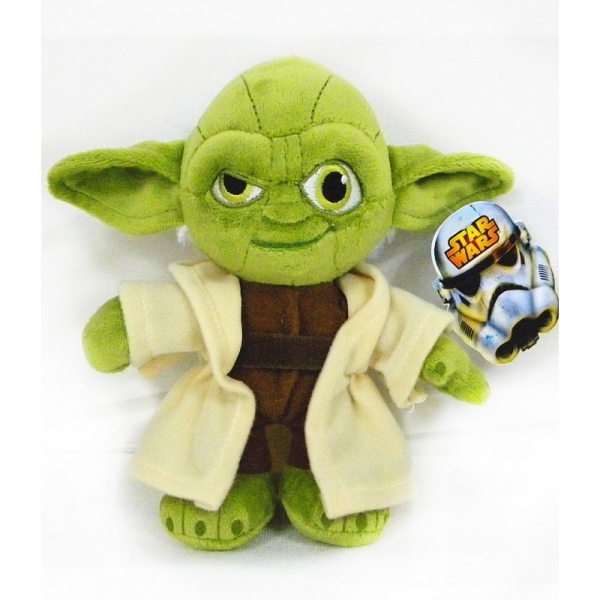 Plus Yoda din Star Wars - 17 cm