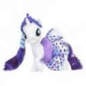 Figurina ponei cu fustita stralucitoare - Rarity - My little poney