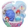 Figurina Disney Printesa Ariel cu suport rotativ