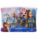 Set figurine - 5 personaje Frozen