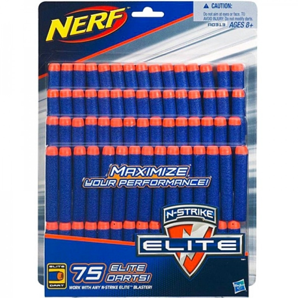 Nerf blaster Elite Dart - 75 gloante burete