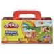 Set Plastilina Play Doh 20 Cutii - Culorile curcubeului
