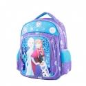 Ghiozdan pentru gradinita si scoala 14'' Frozen - Ana si Elsa