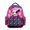Ghiozdan pentru scoala cu 5 compartimente - 16'' Minnie Mouse