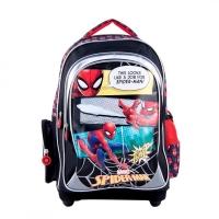 Ghiozdan pentru scoala Ergonomic 16'' Spiderman 2018