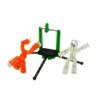 Set figurine StiKBot Studio - Studioul stik bot cu trepied