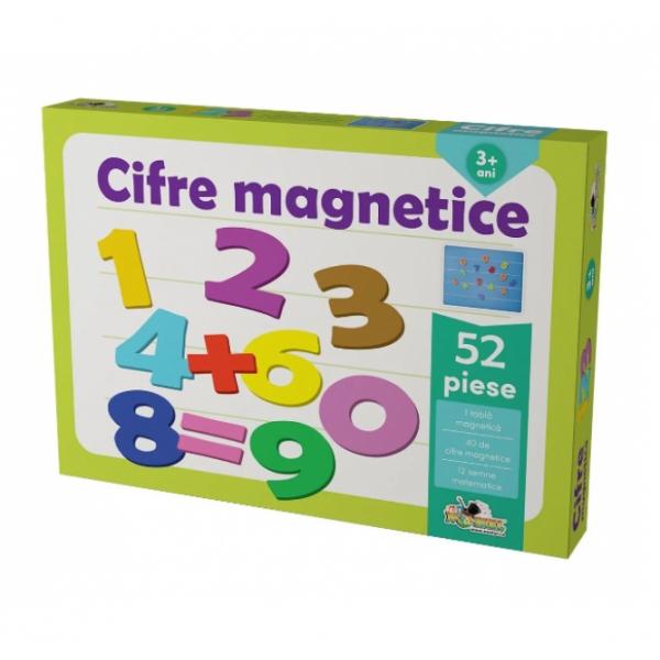 Joc Noriel - Cifre magnetice II