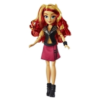Papusa My Little Pony Equestria Girls Sunset Shimmer