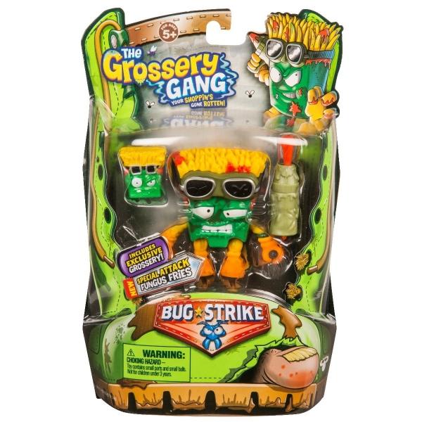 Figurina Grossery Gang Fungus Fries Sezonul 4