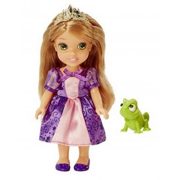 Printese Disney 15 cm - Papusa Rapunzel