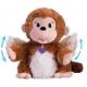 Jucarie interactiva de plush Noriel Pets - Maimutica Moki