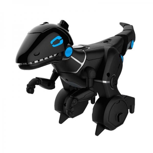 Jucarie interactiva WowWee - Mini Robot MiPosaur cu telecomanda, 18 cm