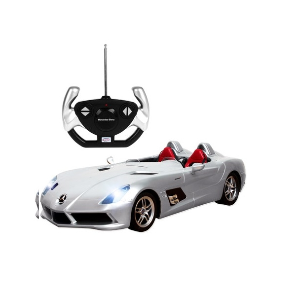 Masina cu telecomanda Rastar Mercedes Benz SLR 1:12