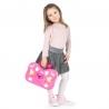 Servieta Minnie - Dressing portabil cu tinute Pop Star