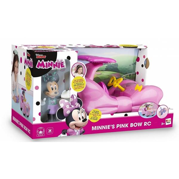 Masina Fashion a lui Minnie Mouse