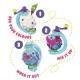 Set Starter Typo cu Glob si Vopsea pentru Colorarea hainutelor