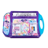 Set de colorat portabil My Little Pony - Ponei