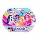 Mega set de colorat 5 in 1 My Little Pony