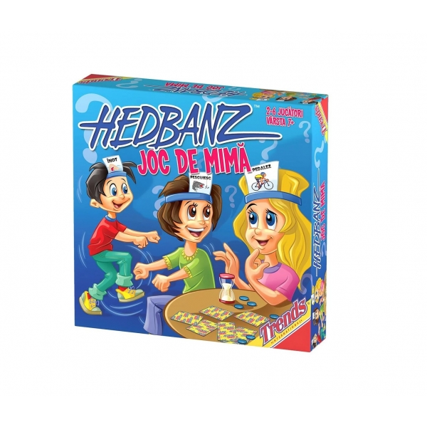 Hedbanz - Mima