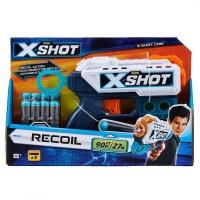 Pistol cu gloante X-Shot Excel Pulse (8 darts)