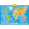 Harta interactiva Momki - Animalele lumii