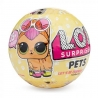 Papusa LOL Surprise Ball - Pets, 7 piese (Seria 3)