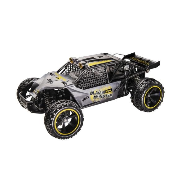 RC Black Monster Buggy jeep cu telecomandă 1/12 2.4 Ghz